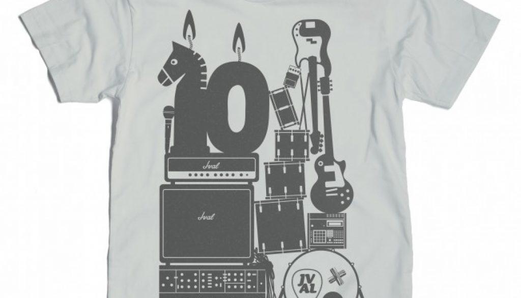 T-shirt JVAL 2014